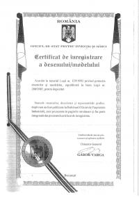 Anmeldung Design Rumänien