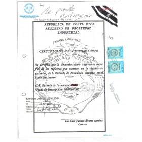 Verlängerung Design Patent Costa Rica