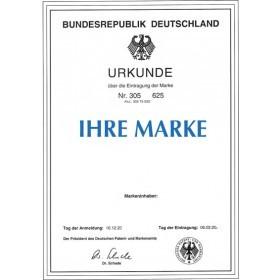Widerspruch gegen eine eingetragene deutsche Marke