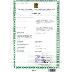 Änderung Markeninhaber (Rechtsnachfolge) Indonesien