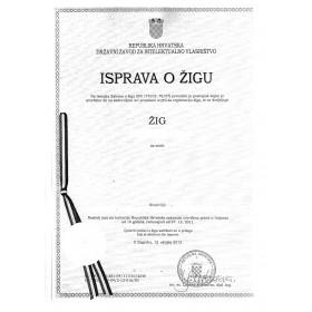 Markenverlängerung Kroatien