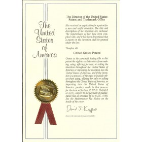 Anmeldung Design Patent USA