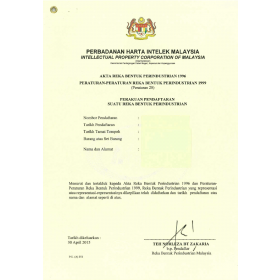 Verlängerung Design Malaysia