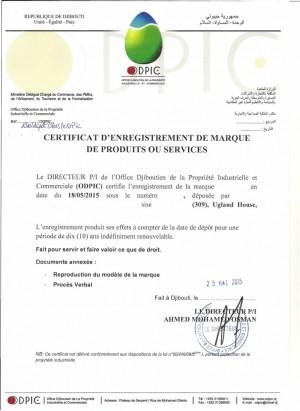 Widerspruch gegen eine Marke in Dschibuti