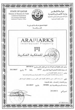 Änderung Markeninhaber (Rechtsnachfolge) Katar