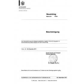 Änderung Adresse Markeninhaber Liechtenstein