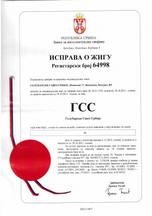 Markenanmeldung Serbien