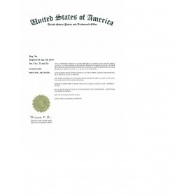 Section 8 declaration, Declaration of incontestability für Marke USA