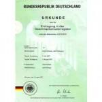 Verlängerung eingetragenes Design in Deutschland