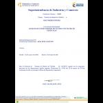 Gebrauchsmuster Anmeldung Kolumbien