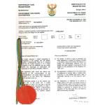 Verlängerung Design Südafrika